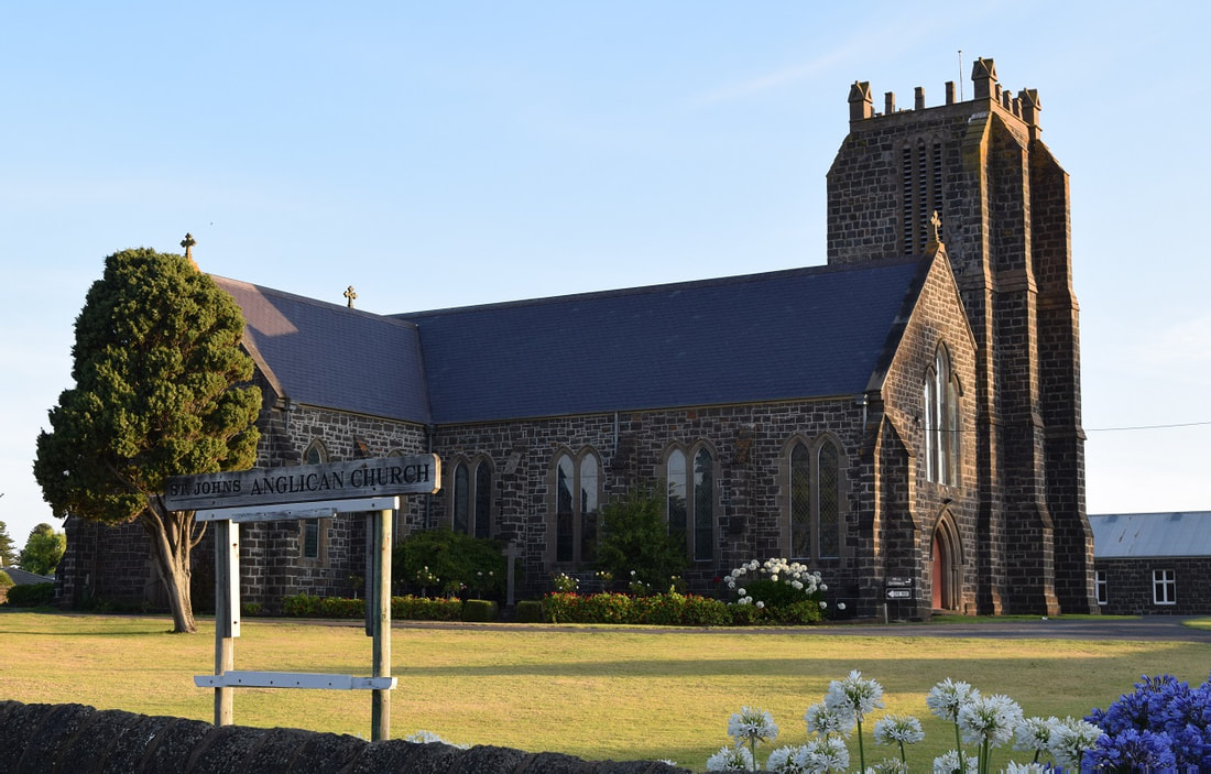 St Johns Church, Port Fairy